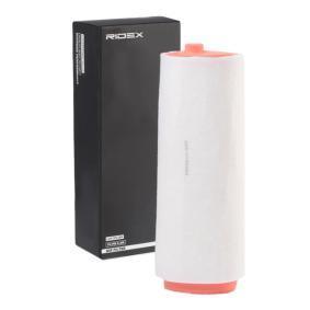 Kupi 8A0010 RIDEX Vlozek filtra Visina: 381mm Zracni filter 8A0010 poceni