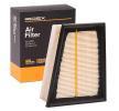 Luftfiltereinsatz 8A0080 mit vorteilhaften RIDEX Preis-Leistungs-Verhältnis