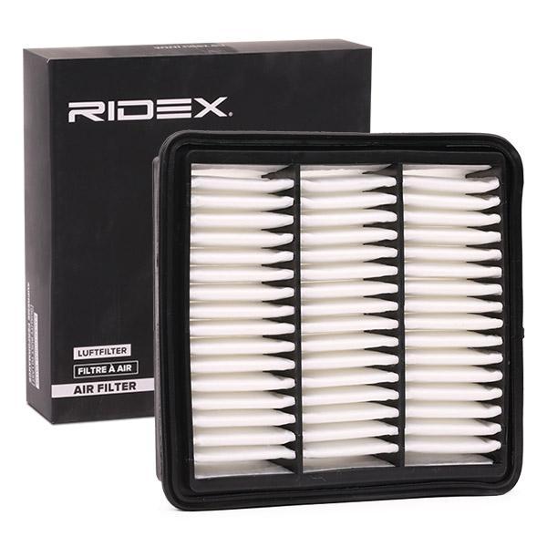 Buy original Air filter RIDEX 8A0042