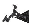 Roolimine(risti-, piki-, põiki-) 273C0015 RIDEX - ainult uued varuosad
