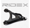 Suspension arm 273C0125 RIDEX — only new parts
