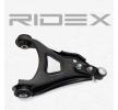Länkarm hjulupphängning 273C0125 RIDEX — bara nya delar