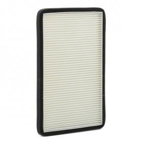 buy and replace Filter, interior air RIDEX 424I0164