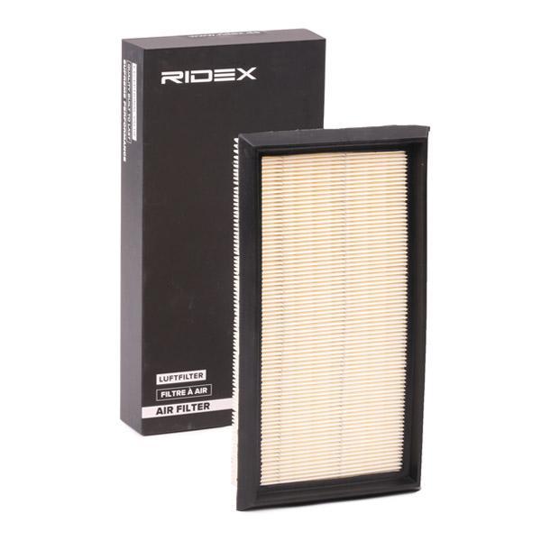 Oro filtras 8A0259 su puikiu RIDEX kainos/kokybės santykiu
