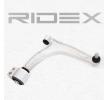 Opel ASTRA RIDEX Vairo trauklės (valdymo svirtis, išilginis balansyras, diago 273C0116
