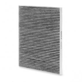 Mikrofilter Innenraumluft Staubfilter RIDEX 424I0033 Filter Pollenfilter