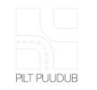 Ostke RIDEX Filter, salongiõhk 424I0270 veoautode