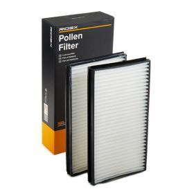 Osta ja vaihda Suodatin, sisäilma RIDEX 424I0086
