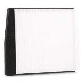 Køb og udskift Kabineluftfilter RIDEX 424I0025
