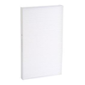 Kupte a vyměňte Filtr, vzduch v interiéru RIDEX 424I0236