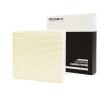 Filter, Innenraumluft RIDEX 424I0098 Bewertungen