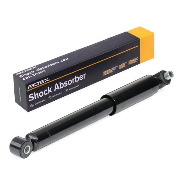 FORD FOCUS 2020 Stoßdämpfer Satz - Original RIDEX 854S0108 Länge: 467mm, Länge: 467mm