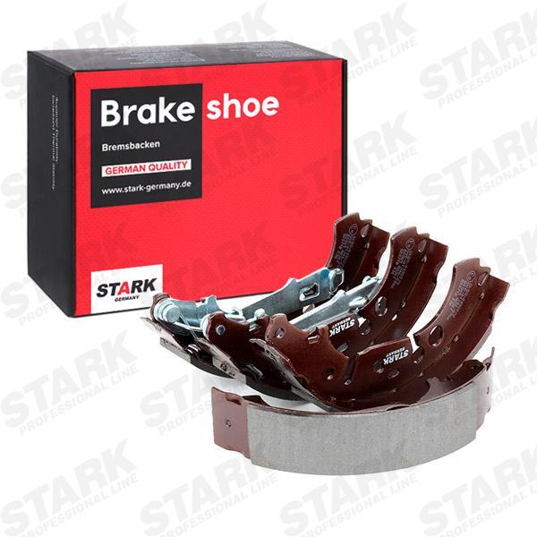 SKBS-0450070 STARK Bremsbackensatz Bewertung