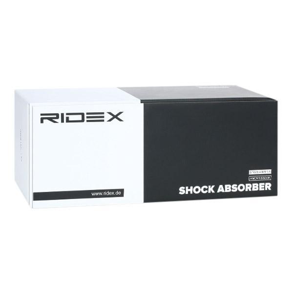 RIDEX: Original Federbein 854S0041 (Länge: 500mm)
