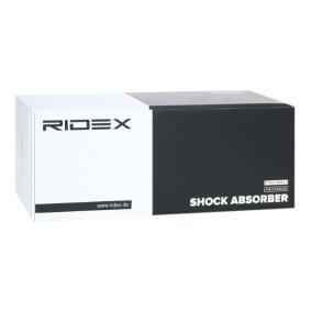854S0041 RIDEX Vorderachse rechts, Gasdruck, Federbein, oben Stift, unten Schelle Länge: 500mm Stoßdämpfer 854S0041 günstig kaufen