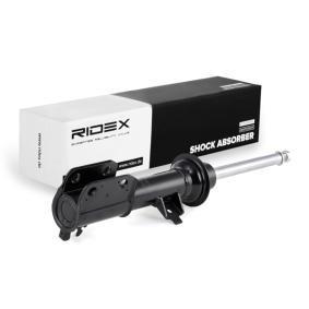 854S0399 RIDEX Vorderachse, Gasdruck, Federbein Stoßdämpfer 854S0399 günstig kaufen
