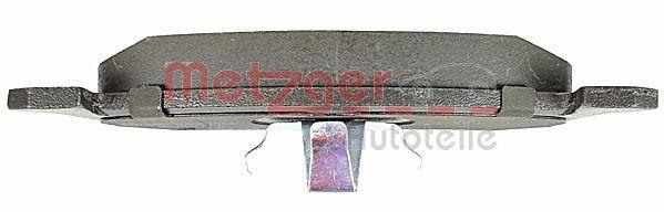 1170027 Bremsklötze METZGER Erfahrung
