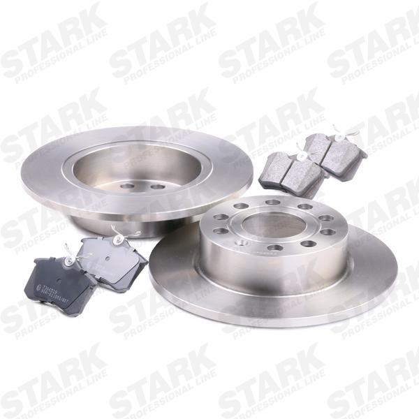 SKBK1090010 Bremsensatz, Scheibenbremse STARK SKBK-1090010 - Große Auswahl - stark reduziert