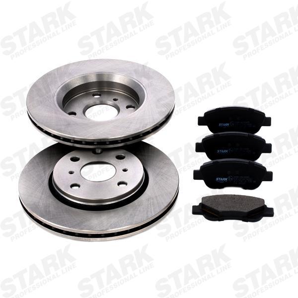 STARK: Original Bremsen Kit SKBK-1090020 (Bremsscheibendicke: 20mm)