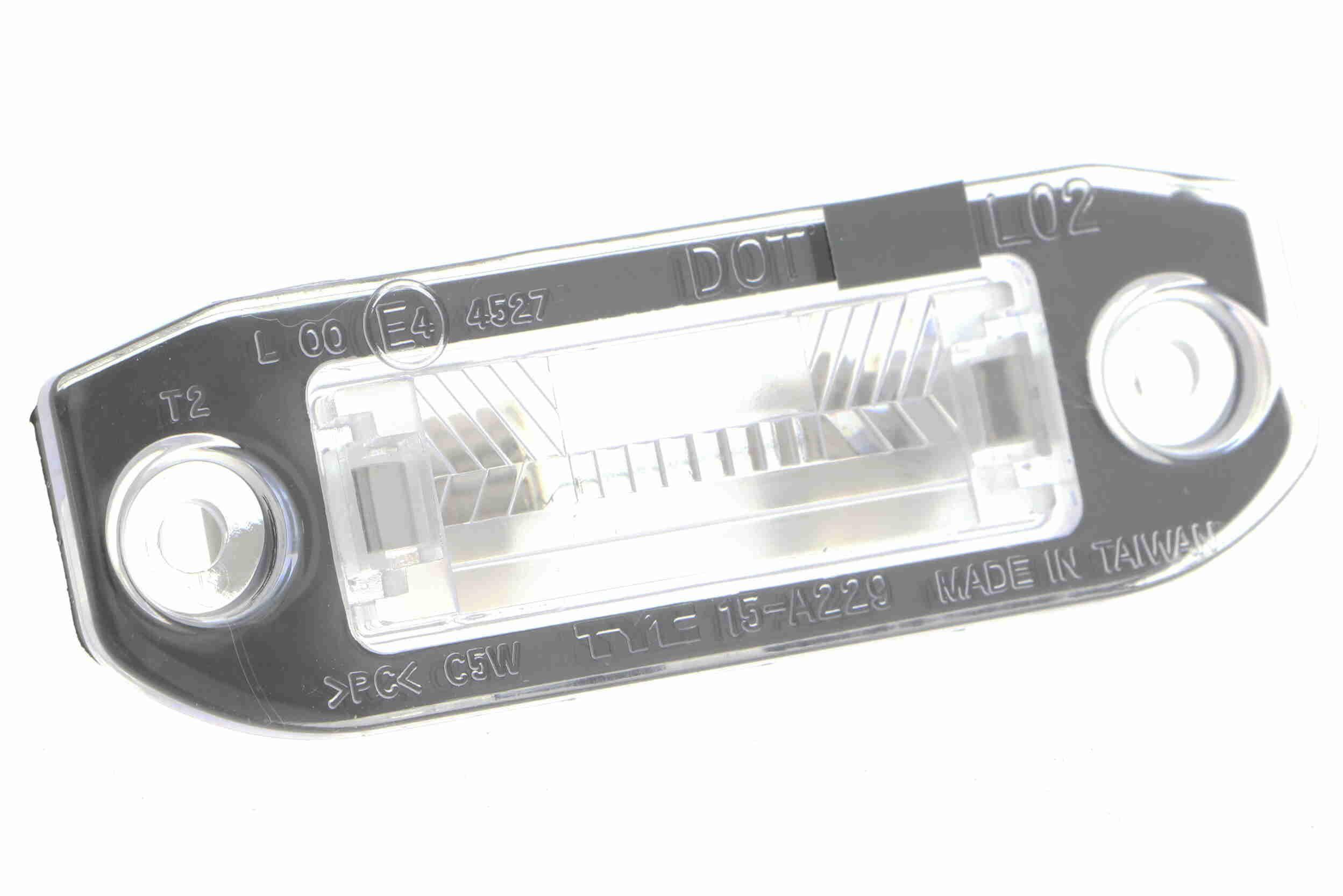Luci targa V95-84-0001 VEMO — Solo ricambi nuovi