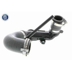 V46-0737 VAICO Gummi mit Gewebeeinlage, Q+, Erstausrüsterqualität Ladeluftschlauch V46-0737 günstig kaufen