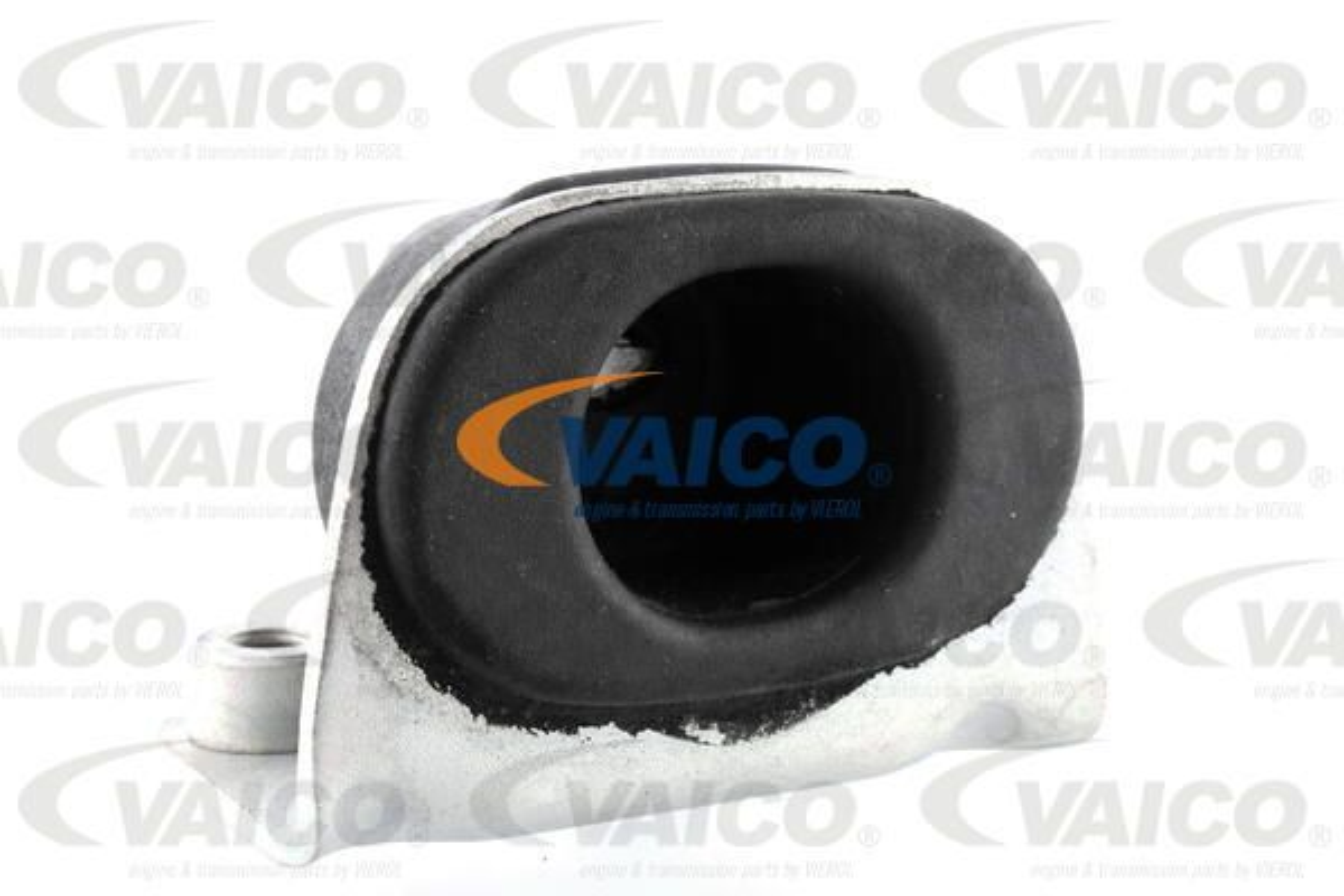 Volkswagen TOUAREG 2013 Holding bracket silencer VAICO V10-9621: