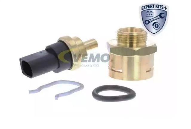 Pieces d'origine: Sonde de température, liquide de refroidissement VEMO V10-72-1280 (Nombres de pôles: 2pôle) - Achetez tout de suite!