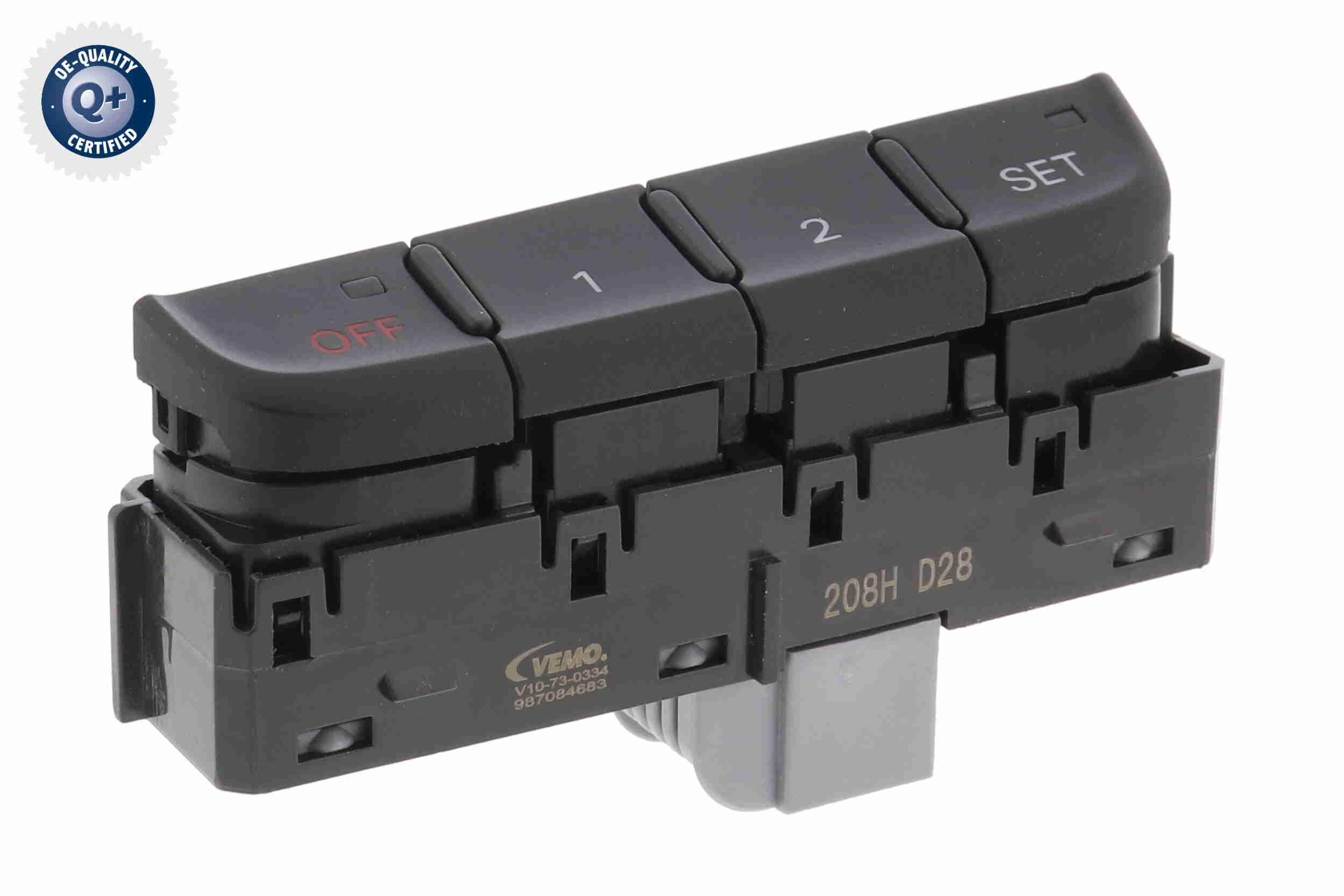 OE Original Sitzverstellung V10-73-0334 VEMO