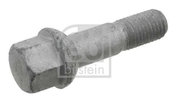 MERCEDES-BENZ MARCO POLO Radschraubensatz - Original FEBI BILSTEIN 46644 Stahl, Schaftlänge: 20mm