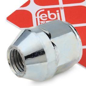 46696 FEBI BILSTEIN M12 x 1,5mm, 21 Radmutter 46696 günstig kaufen