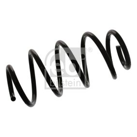 Febi 46830 Fahrwerksfeder Spiralfeder Feder