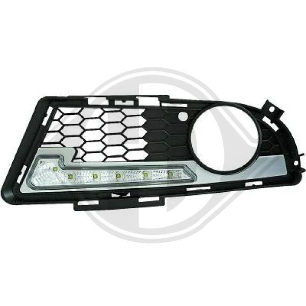 Pirkti 1216887 DIEDERICHS HD Tuning su integruotomis grotelėmis Dienos metu naudojamų šviesų komplektas 1216887 nebrangu