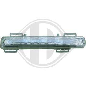 Daytime running light for MERCEDES-BENZ E-Class Saloon (W211) cheap