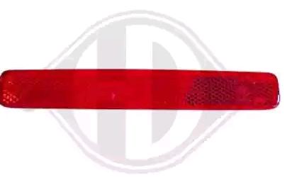 Catadiottro posteriore 2272099 DIEDERICHS — Solo ricambi nuovi