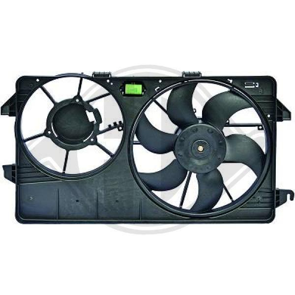 OE Original Lüfter Klimaanlage 8145461 DIEDERICHS