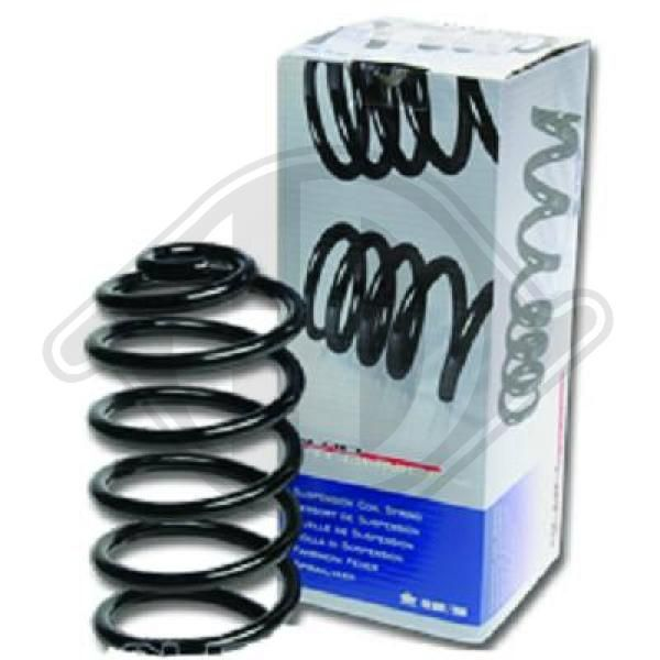 Tailgate gas struts 9189500 DIEDERICHS — only new parts
