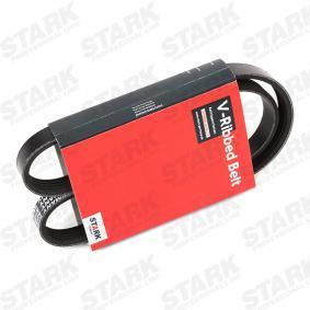 Įsigyti ir pakeisti V formos rumbuoti diržai STARK SKPB-0090039