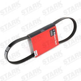 Koop en vervang Poly V-riem STARK SKPB-0090063