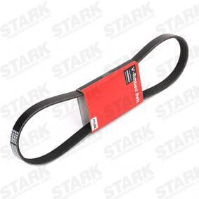 Kupite in zamenjajte Rebrasti jermen STARK SKPB-0090101