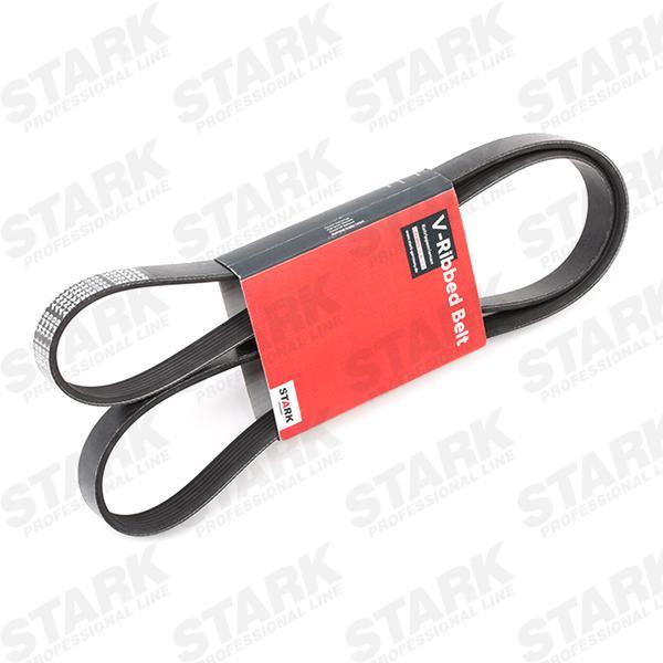 SKPB-0090139 STARK Rippenanzahl: 6, Länge: 1600mm Keilrippenriemen SKPB-0090139 günstig kaufen