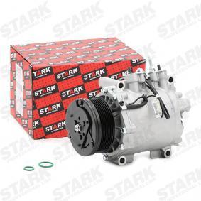 SKKM-0340078 STARK Riemenscheiben-Ø: 105mm Kompressor, Klimaanlage SKKM-0340078 günstig kaufen