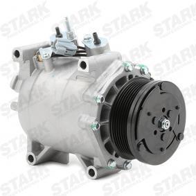 SKKM-0340078 Kompressor, Klimaanlage STARK in Original Qualität