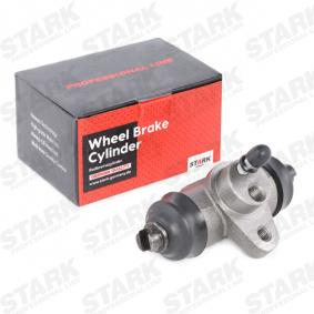 2747 MAPCO Wheel Brake Cylinder Black//grey