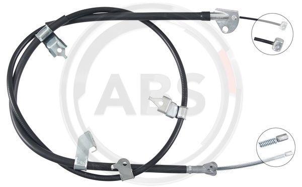 A.B.S.: Original Handbremsseil K17630 ()
