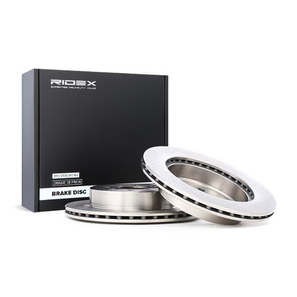 Disco de travão RIDEX 82B0268 Avaliações