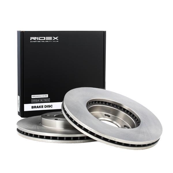 Bromsskiva RIDEX 82B0130 Recensioner