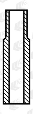 Original Водач на клапан / уплътнение / монтаж VAG92373 Фиат