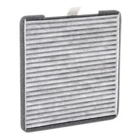 80004405 Filter, Innenraumluft CORTECO CC1237 - Große Auswahl - stark reduziert