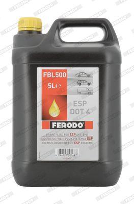 Bromsolja FBL500 FERODO — bara nya delar