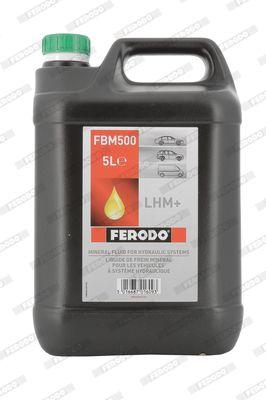Kopplingsvätska FBM500 FERODO — bara nya delar